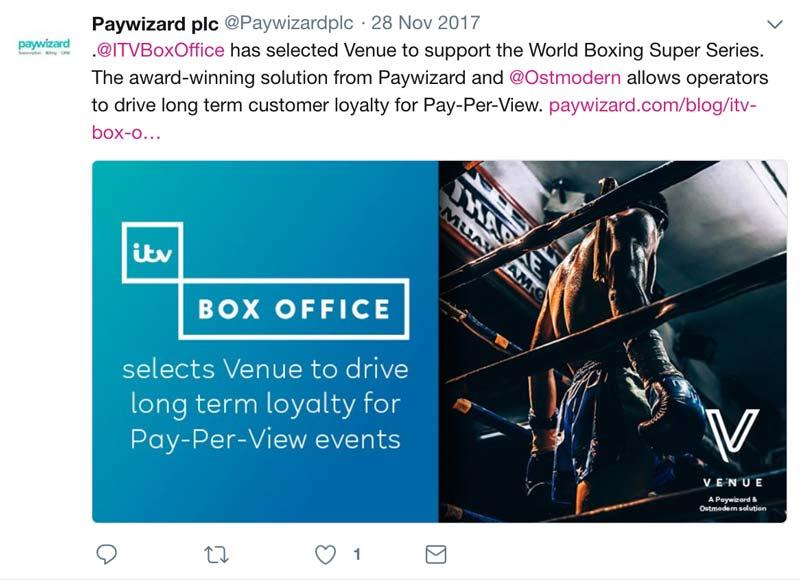 Paywizard